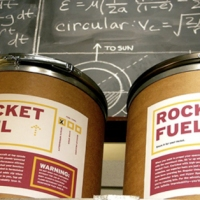 Rocket Fuel For The Soul - Take Aim and Shoot for the Stars!